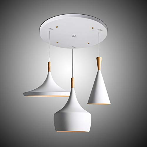 Devol Pendant Light 3 Lights Chandelier Modern Ceiling Lights Contemporary Ceiling Pendant Lighting Fixture Hanging Light For Living Room Dinning Room Kitchen Island B Wantitall