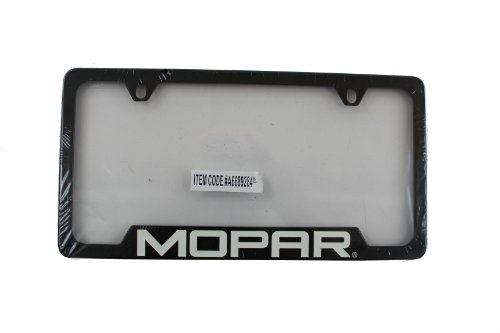 Genuine Subaru SOA342L146 License Plate Frame