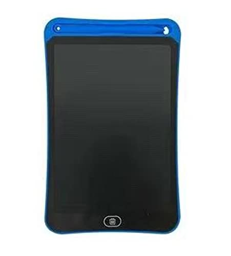 Placa de Escritura LCD de 8,5 Pulgadas, se Puede borrar/Utilizar para Dibujar LCD Tablero de Escritura LCD Notebook Portátil Portátil Smart Board Regalo para niños,W