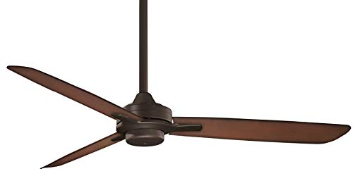Minka-Aire F727-ORB Rudolph 52 Inch Ceiling Fan in Oil Rubbed Bronze Finish with Tobacco...