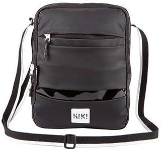 Wildcraft Messengers'18 Fabric 11 inches Black Messenger Bag (CROSSBEE)