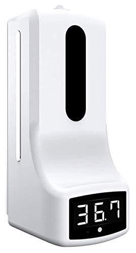 TXGZ Dispenser di desinfettante Automatico con Termometro A Indufione A Infrarossi K9, por Hotel E Centri Commerciali, NewGreen