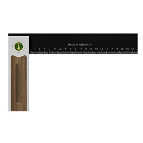 ULMIA Präzisions Tischlerwinkel Alu-Line 250 mm Messgenauigkeit ± 0,02 mm