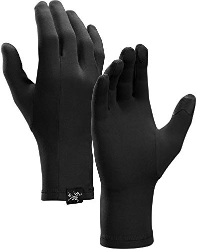 Arc'Teryx rho Glove, Black, XS