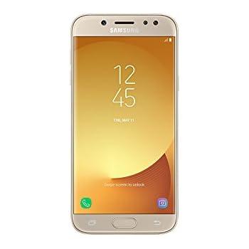 Samsung Galaxy J5 (2017) SM-J530F SIM Doble 4G 16GB Oro: Amazon.es ...