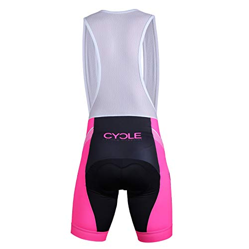 Cycling Short, Cycle World Series Stop, Oracle Pink Biker Size XL