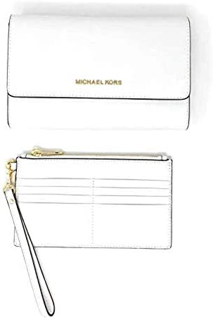 Michael Kors 3 In 1 Crossbody Bag With Removable Pouch Optic White Medium product image