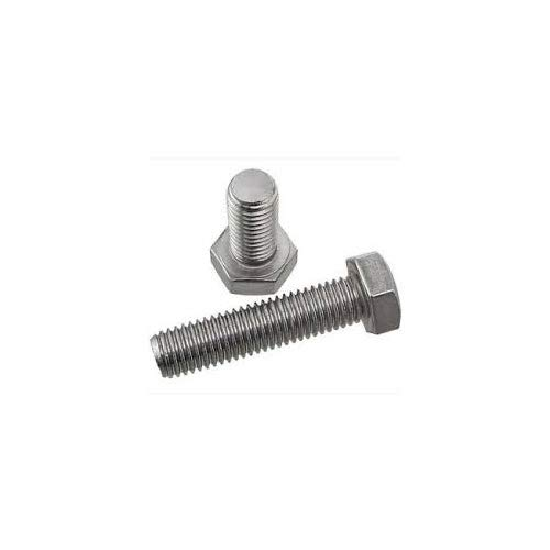 M20-2.5 X 110 Max 42% OFF Charlotte Mall Hex Head Cap Screw Steel Qty Full Thread Stainless