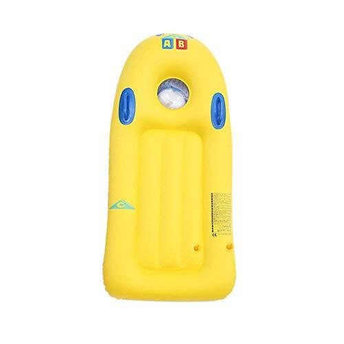 Schwimmbad Float Wasser Aufblasbare Schwimmer Tragbare Schwimmliege Surfbrett Verdickt Schwimmmatte Mit Griffen Spielzeug Erwachsene Kinder Schwimmstuhl