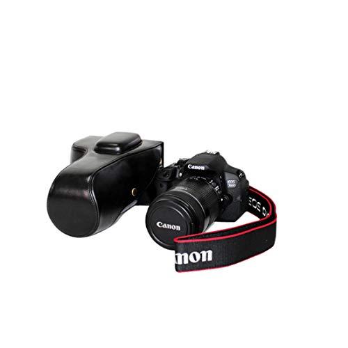 YUMUYMEY 100d kameratasche 100d Kamera EOS 100D SLR kameratasche (Farbe : Schwarz)