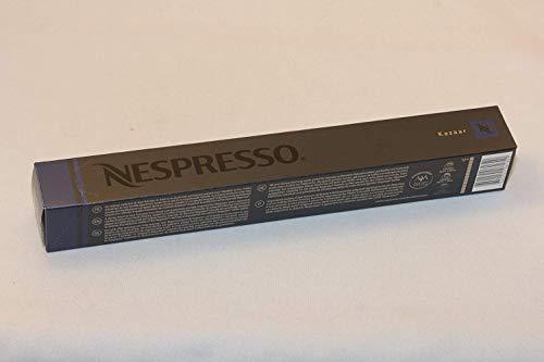 Nespresso - Kazaar - 10 Kapseln
