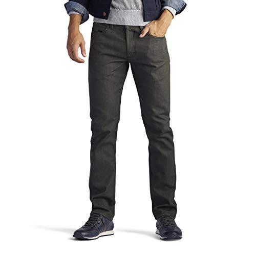Lee Men's Modern Series Slim-Fit Tapered-Leg Jean, Shark, 34Wx34L