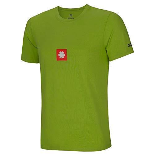 Ocun Ocun Logo Tee pond green XL