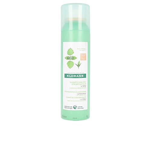 Klorane Shampoo Secco Ortica Tnt Color Verde. Bianco 132 G