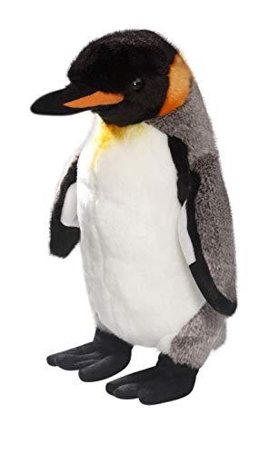 Carl Dick Pinguin,Königspinguin aus Plüsch ca. 36cm 3279