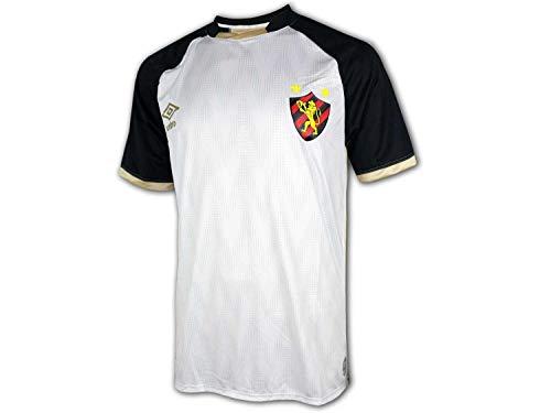 Umbro 2020-2021 Sport Club do Recife Away Football Camiseta