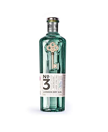 No.3 London Dry Gin, 70cl