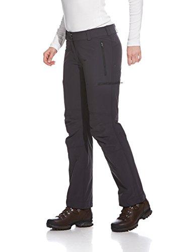 Tatonka Damen Leeton W's Pants Hose, Black, 40