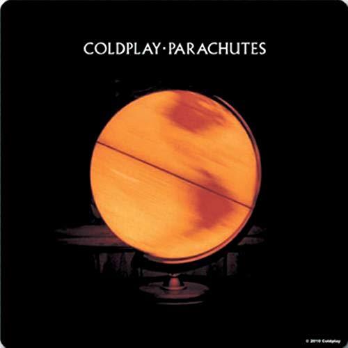 Coldplay - Untersetzer Parachutes Album Cover