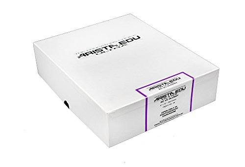Arista EDU Ultra VC RC Black & White Photographic Paper, Glossy 8x10, 250 Sheets