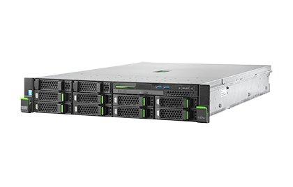 Fujitsu PRIMERGY RX2540 M1 - Intel Xeon E5-2620 v3, 16 GB DDR4, Intel C612, USB x 10, VGA