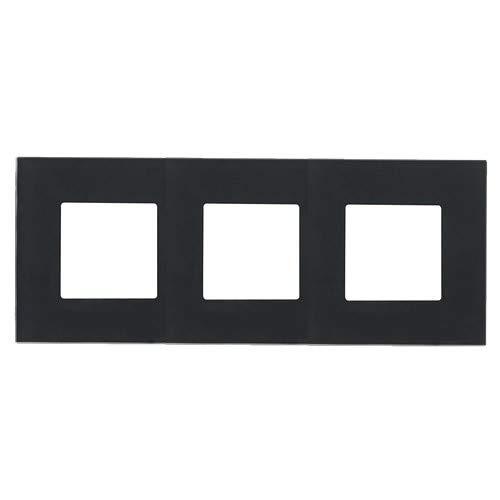 Niessen - n2273an marco estandar 3 ventanas zenit antracita Ref. 6522010253