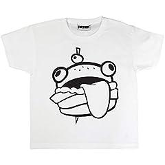 Fortnite Durr Burger Camiseta de los Muchachos | mercancía Oficial