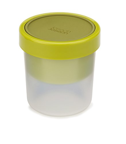 Joseph Joseph 81027 GoEat Compact 2-in-1 Soup Container, Green