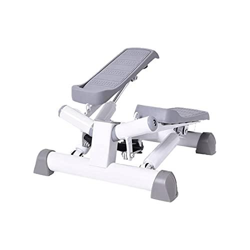 WGLL Fitness | Mini paso a paso para el ejercicio | Máquina de ejercicios para uso doméstico | Máquina cardiovascular pequeña y portátil | Stair Stepper para uso en el hogar | Equipos de fitness diseñ