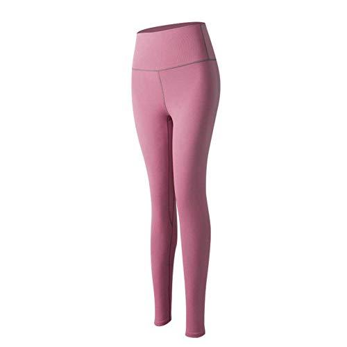 Jiangying Pantalones Deportivos De Yoga para Mujeres De Alta Elasticidad Control De Abdomen De Cintura Alta Legging Elástico De 4 Vías Antes De Realizar El Pedido La Tabla De Tallas Clever