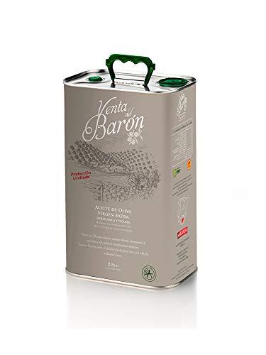 Venta del Baron 2,5 litres- huile d'olive extra vierge Hojiblanca et Picual - Appellation d'Origine Priego de Cordoba