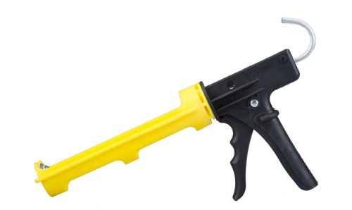dripless caulking gun