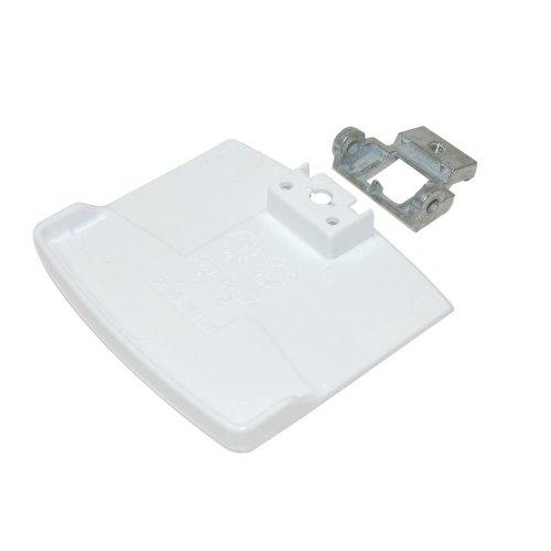 WHIRLPOOL - kit poignee de hublot complet pour lave linge WHIRLPOOL