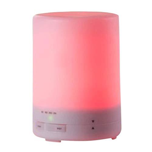 Dingong Humidificateur,Purificateur d'Air Humidificateur Purificateur Aroma 300ML