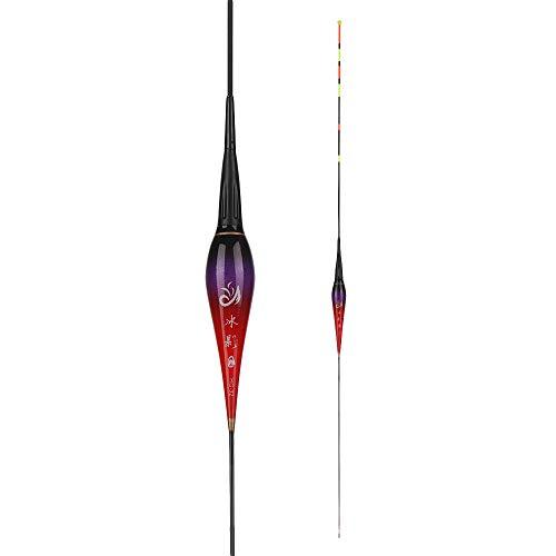Buoy Strike Elektronische Änderung der LED-Lichtfarbe Slip Drift Tube Leichte Stickfloats Bit Alarm Schwimmbäder Angeln Lure(HG-32)