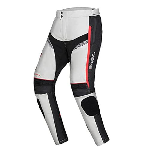 ANTLEP Chaqueta/Pantalones de Moto Moto Biker Chaquetas/Pantalones Impermeables Blindados Primavera Verano otoño Invierno para Hombres