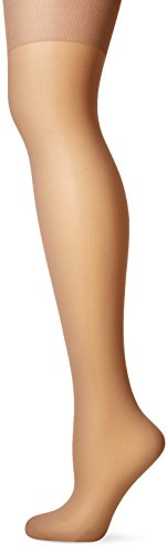 Fiore Umstandsstrumpfhose MAMA 20 den/BODYCARE Collants, Braun (Light Natural 086), Large Femme