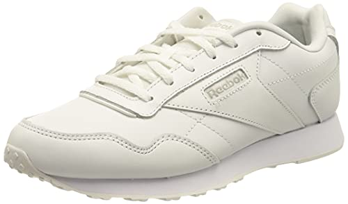 Reebok Royal Glide Damen LX Laufschuhe,Weiß (White/Silver Met 000), 38 EU