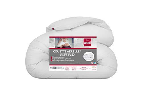 Abeil Premium - Couette Aerelle Soft Flex 240 x 260 cm – Douce, Souple et Gonflante