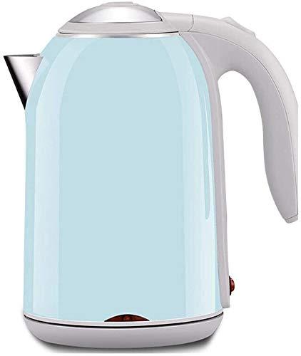 Bouilloire induction Théière à thé électrique 1.7L bouilloire électrique bouilloire 1800W bouilloire à ébullition rapide, grande bouilloire rétro coulée d'arrêt automatique WHLONG