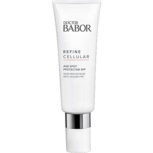 DOCTOR BABOR Age Spot Protector, leichte Tagescreme mit LSF 30, minimiert Pigmentflecken &...