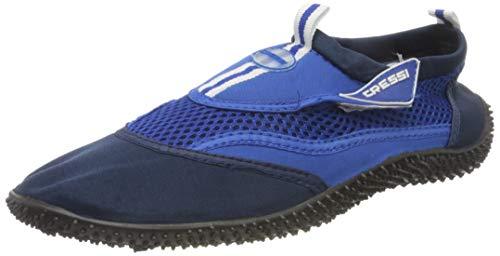 Cressi Unisex Reef Shoes Badeschuhe, blau (Hellblau), 43 EU
