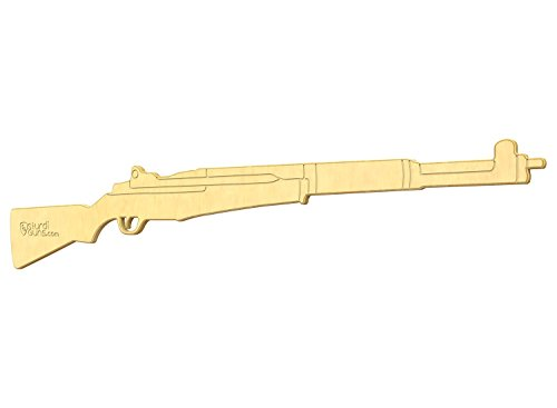 SturdiGuns Kids M1 Garand Wood Toys with, Made in America, Extremely Durable