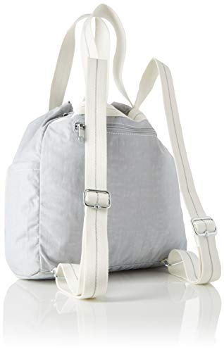 31Nd mWZy6L - Kipling - Art Backpack S, Mochilas Mujer, Gris (Active Grey Bl)