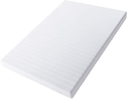 Hilding Sweden Essentials XXL Matelas en Mousse, Blanc, 140 x 190 x 26 cm