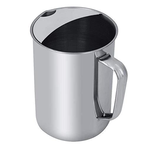 OH 1 Wasser-Topf Edelstahl-Milch-Kaffee-Topf-Becher Multi-Purpose-Wasserbecher Kaltwasserkocher Geeignet Für Haus, Café Hotel Umweltschutz
