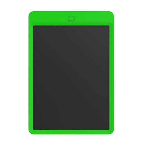 Tablero de dibujo digital, E-Note sin papel LCD tablero de escritura de 12 pulgadas oficina escuela dibujo doodle juguete regalo niños juguetes educativos - Verde