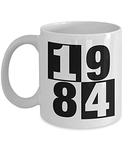 Taza de 46 cumpleaños de 1972 Year You were Born Celebration Aniversario Your Kids were Born for Relatives, Friends, Coworkers, Boss, His or Her Present BigCeramic Cup