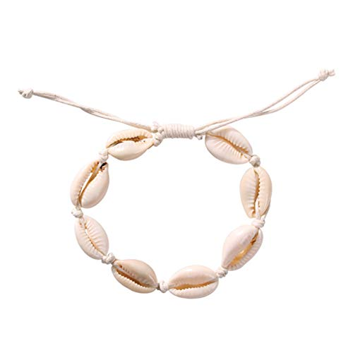 UINGKID Damen-Armband Charm Kreative Stilvolle Europäischer und amerikanischer Modeschmuck Conch Marine Series Shell Bracelet