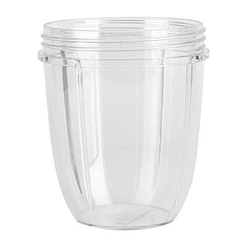 nobrand Unibell 18/24 / 32oz Top Cup Juicer Cup Teile Becher Ersatz for NutriBullet Nutri 900W 18oz